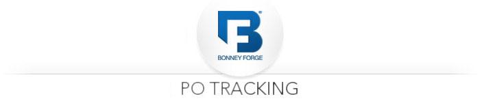 PO Tracking